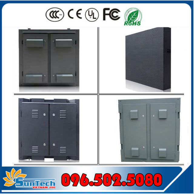 Cabinet P10 SMD trong nhà