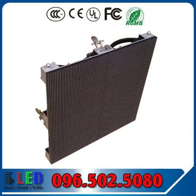 Cabinet P7.62 SMD trong nhà