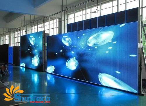 màn hình led p10 trong nhà