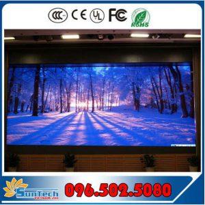 màn hình led p7.62 trong nhà