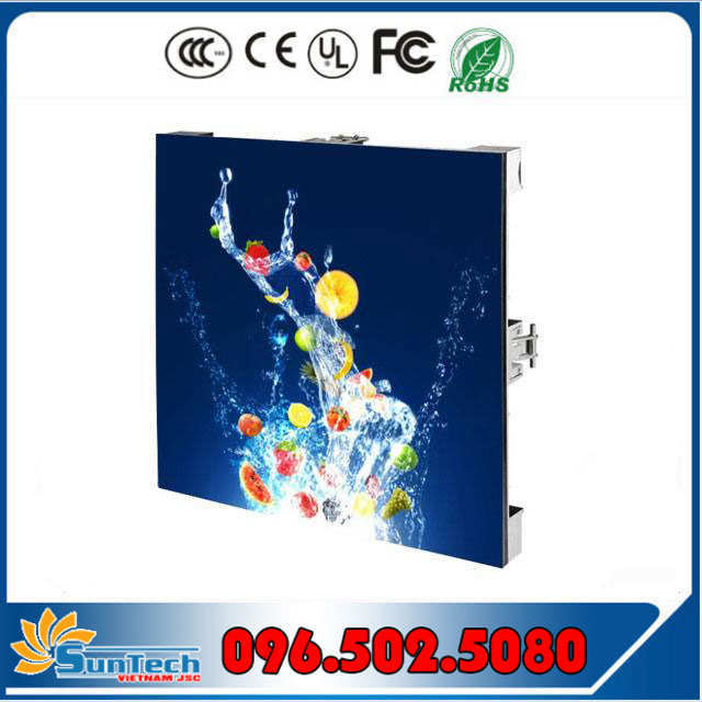 Cabinet P2 SMD trong nhà