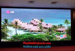 Màn hình LED quảng cáo tiêu chuẩn quốc tế