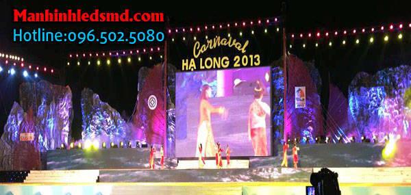 Màn hình LED sân khấu tiệc cưới P6
