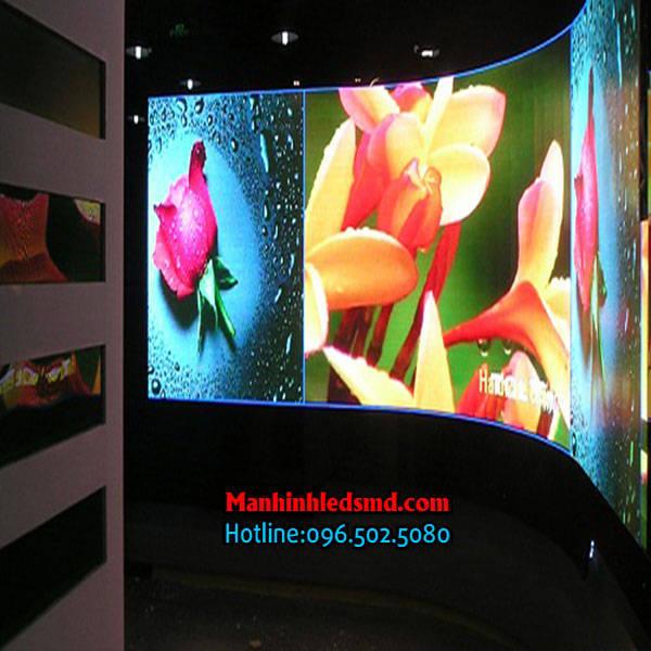 Màn hình LED sân khấu tiệc cưới P2