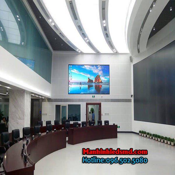 Màn hình LED P2 phòng họp