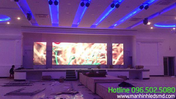 Màn hình LED hội trường P10