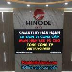 Màn hình LED P3 trong nhà Hinode city