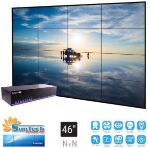 màn hình ghép samsung 46 inch by suntech