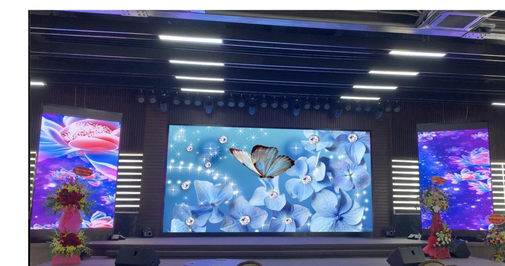 Tính năng và ưu điểm vượt trội của màn hình Led P1.875 trong nhà