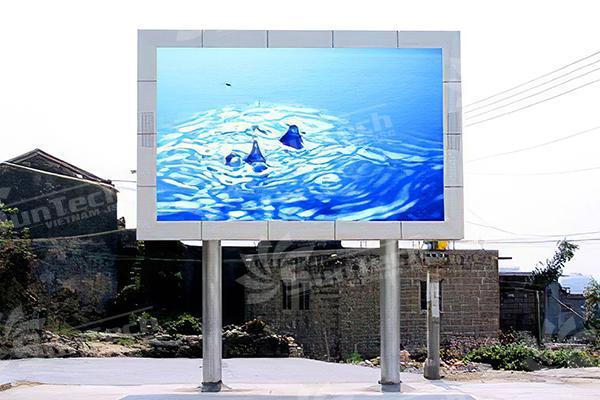 giá màn hình led ngoài trời của Suntech