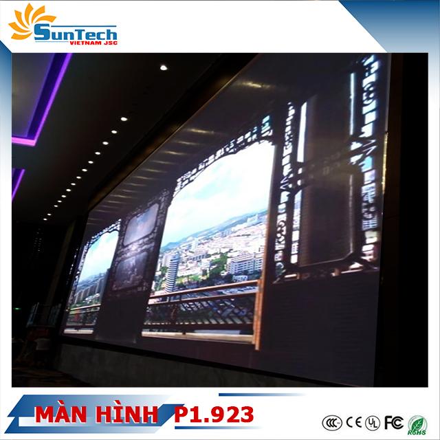 màn hình led p1.9 trong nhà 2