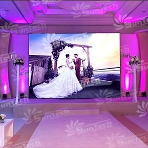Màn hình LED nhà hàng tiệc cưới