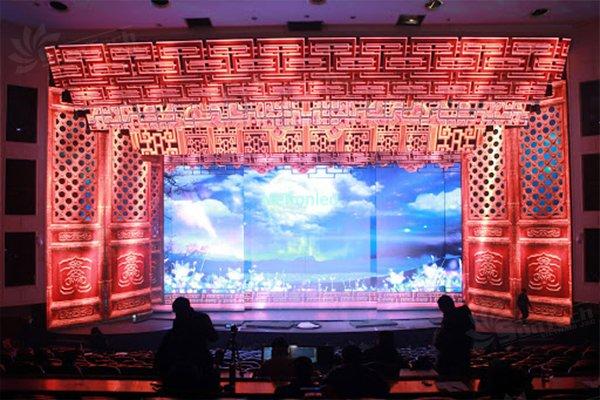 Ưu điểm của màn hình led sân khấu