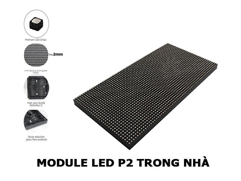 Module màn hình led P2 Suntech